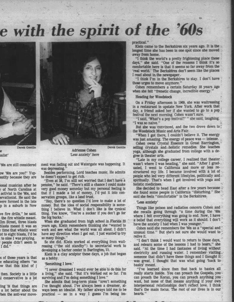 The Berkshire Eagle Sun Nov 1 1987